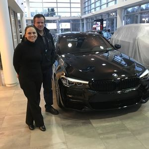 Kimberly T at Bobby Rahal BMW of South Hills