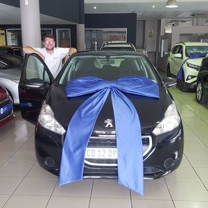 Mr AB at Williams Hunt Randburg