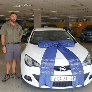 Mr A at Williams Hunt Randburg