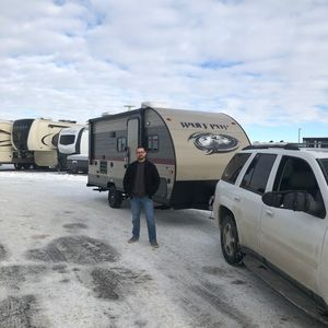 Chris s at Rangeland RV