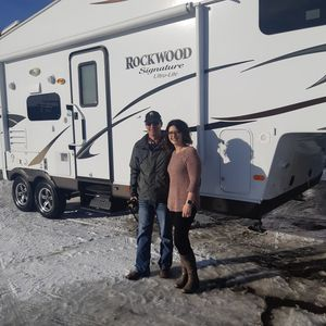Kevin & Angie L at Rangeland RV