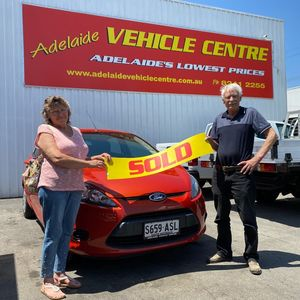 Vicki F at Adelaide Vehicle Centre