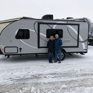 Mike & Andrea B.  at Rangeland RV