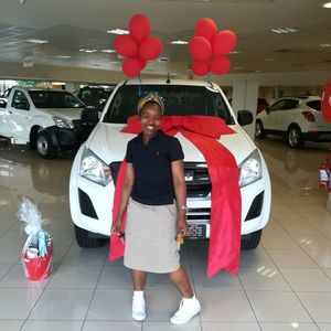 Nonhle S at Williams Hunt Midrand