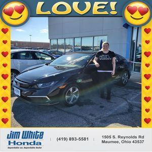 Jen P at Jim White Honda