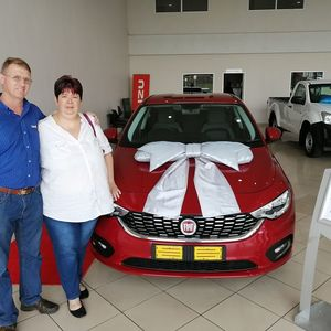 Mr & Mrs LC Coombe at Williams Hunt Roodepoort G2