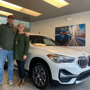 Jane A at Bobby Rahal BMW of South Hills