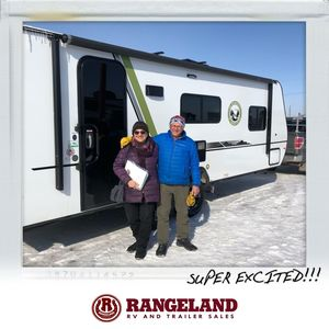 Terry H at Rangeland RV