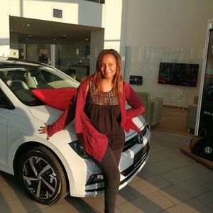 Shaun T at Strijdom Park Volkswagen