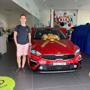 Erdi G at Peter Warren Kia