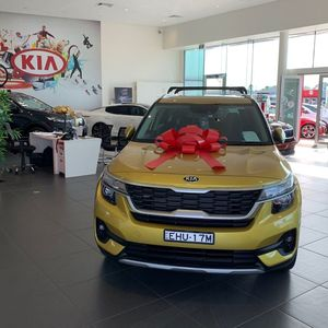 Sotiria M at Peter Warren Kia