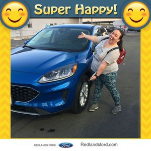 Olivia R at Ken Grody Ford of Redlands