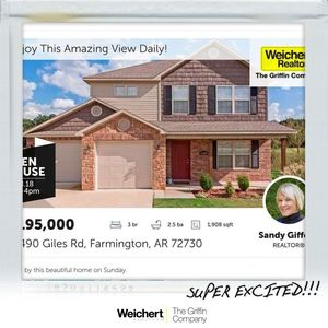 Sandy G at Weichert Realtors - The Griffin Company | Fayetteville