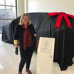 Esther M at Mornington Toyota