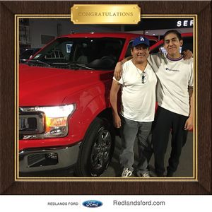 Alejandro V at Ken Grody Ford of Redlands
