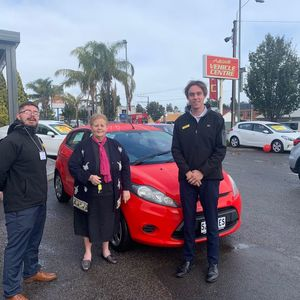 Mary M at Adelaide Vehicle Centre