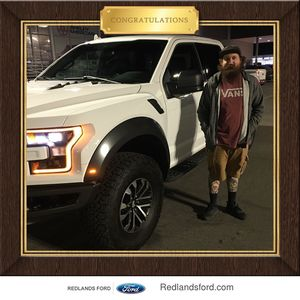 Aaron B at Ken Grody Ford of Redlands
