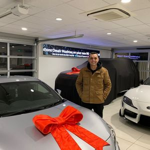 Omair M at Northpoint Toyota Prospect