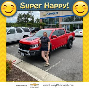 Anna  at Haley Chevrolet