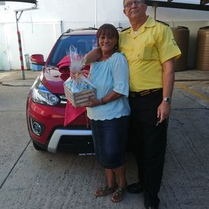 Sharon G at Haval Port Elizabeth