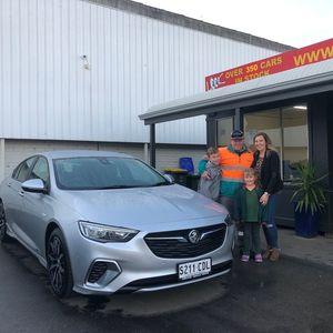 Anthony K at Adelaide Vehicle Centre