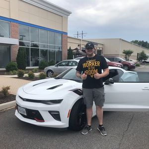 Cody & A  at Haley Chevrolet