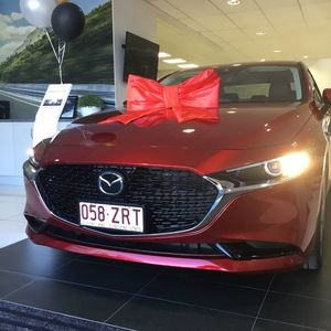 Joy F at Grand Prix Mazda Aspley