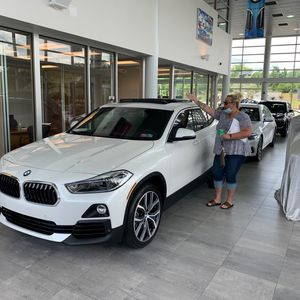 Carrie S at Bobby Rahal BMW of South Hills