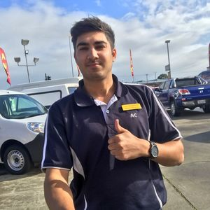 Peter C at Adelaide Vehicle Centre