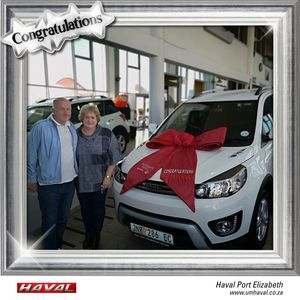 Cyril Longman at Haval Port Elizabeth