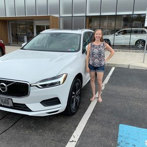 Lauren P at Bobby Rahal Volvo Cars