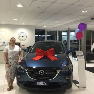 Tori B at Grand Prix Mazda Aspley