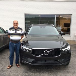 Charlie S at Lehman Volvo Cars of York