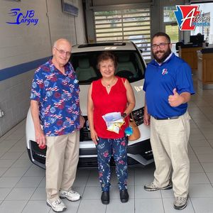 Cheryl B at Altoona Honda