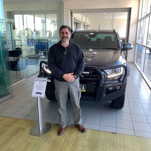 Andrew G at Torque Ford