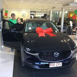 Darren & at Grand Prix Mazda Aspley