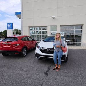 Teresa D at Altoona Honda