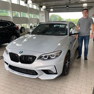 Anthony B at Bobby Rahal BMW of South Hills