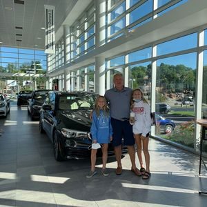 Jerry M at Bobby Rahal BMW of South Hills