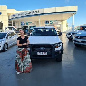Rachel D at Coral Coast Ford