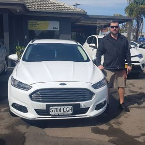 Paul F at Adelaide Vehicle Centre