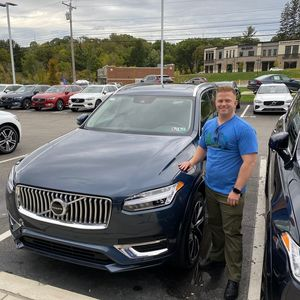 Dan F at Bobby Rahal Volvo Cars