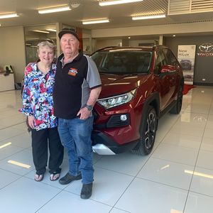 Cathy T at Northpoint Toyota Port Augusta