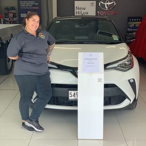 Sonya B at Northpoint Toyota Port Augusta