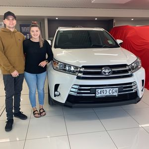 Laura C at Northpoint Toyota Port Augusta