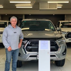 Mark Dighton  at Northpoint Toyota Port Augusta