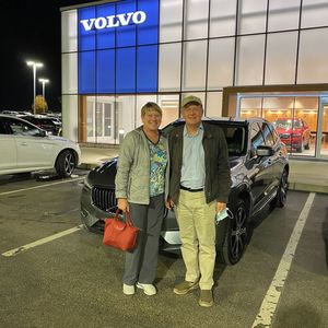 Kevin at Bobby Rahal Volvo Cars