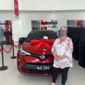 Kerrie at Patterson Cheney Toyota
