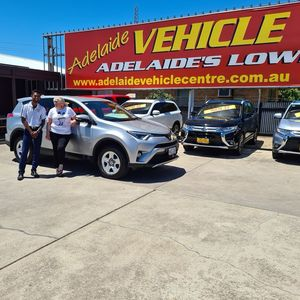 Michelle B at Adelaide Vehicle Centre