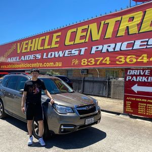 Yuanwei at Adelaide Vehicle Centre